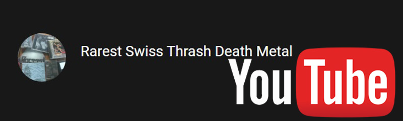 Rarest Swiss Thrash Death Metal