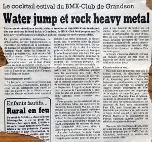 BMX Grandson